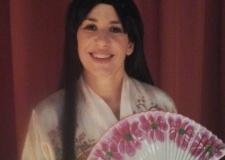 Cio-Cio-San in 'Madama Butterfly'